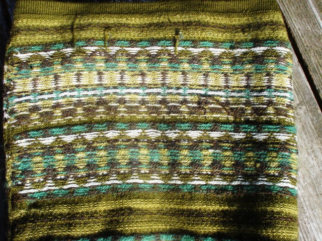 By Popular Demand, Intarsia vs. Fair Isle -- Plus, a YARN GIVEAWAY ...