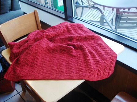 Chemo shawl