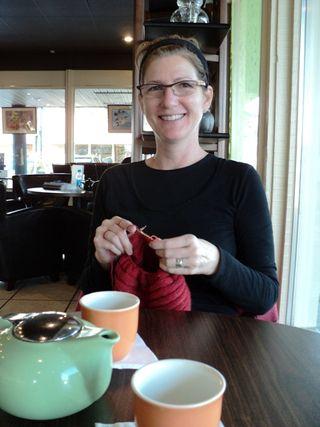 Tea knit2