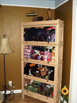 Barrister yarncase
