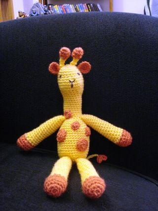 Giraffe 003