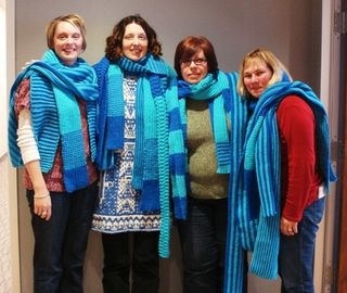 More scarves, more babies 005