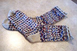Fairy socks 002
