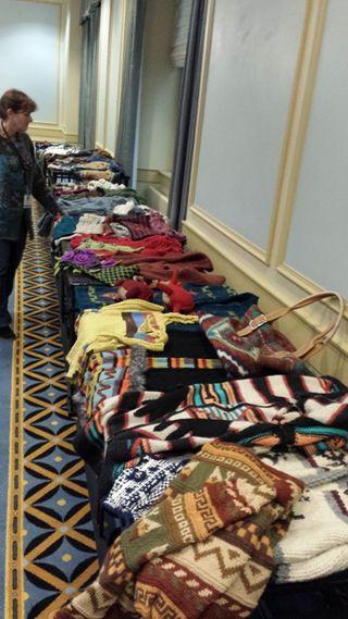 KOTOTW garments laid out